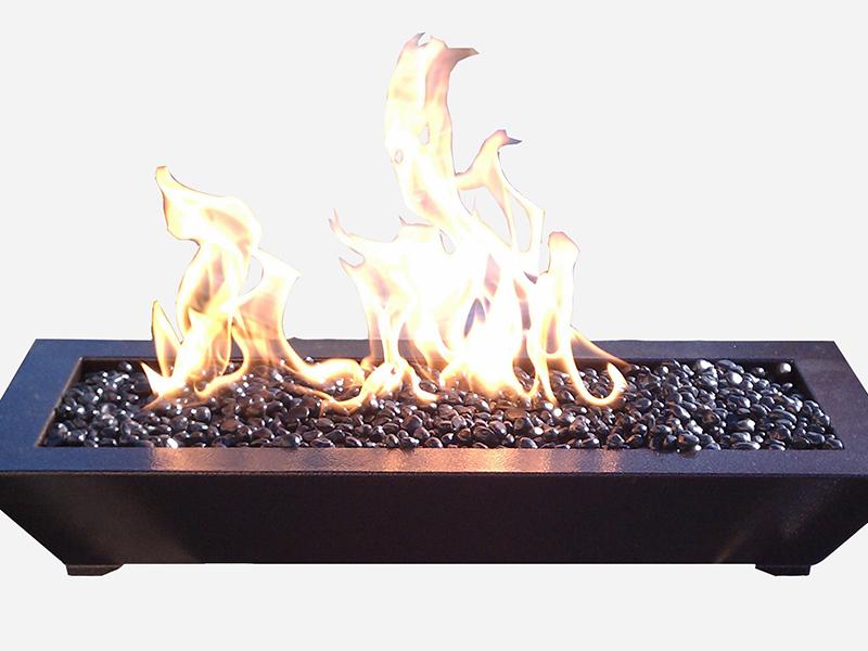american fireglass paramount burner - American Fireglass